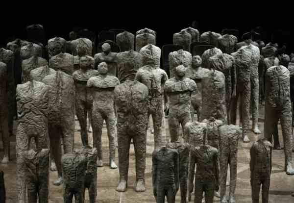 Magdalena Abakanowicz: Crowd and Individual, Fondazione Giorgio Cini, Venice 2015