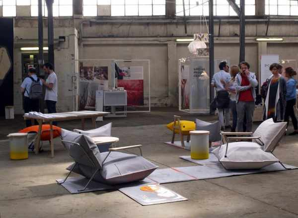 Malafor, Fuorisalone, Milano Design Week, photo Maria Fiter, Milan, April 2015