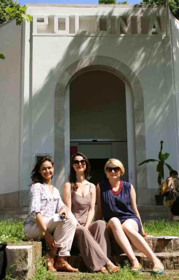 Magdalena Moskalewicz & Contemporary Lynx Team, photo Contemporary Lynx