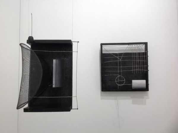 Edward Krasiński, Foksal Gallery Foundation, photo Contemporary Lynx