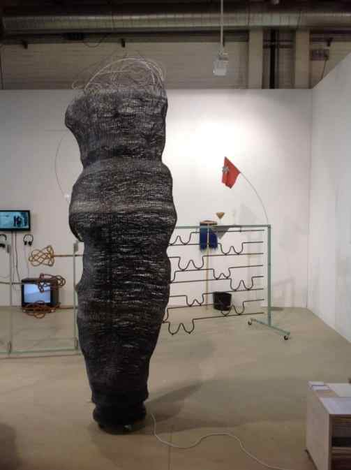 Kasia Fudakowski, Chert Gallery, photo Contemporary Lynx