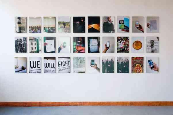 Susanne Keichel, exhibition view, Dispossession, Venice 2015, photo Małgorzata Kujda