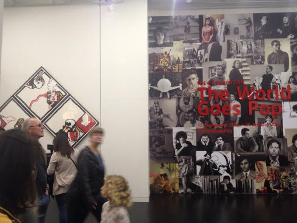 The EY Exhibition: The World Goes Pop, Tate Modern, 17 September – 24 January 2015,photo Contemporary Lynx