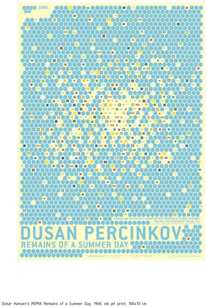 Yane Calovski and Hrsitina Ivanosk 'Oskar Hansen's MOMA: Remains of a Summer Day'