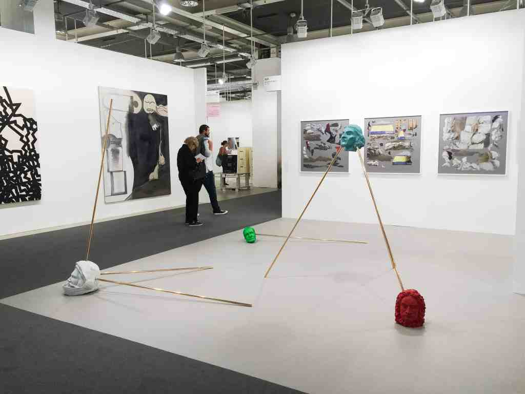 Art Basel 2016, photo Contemporary Lynx