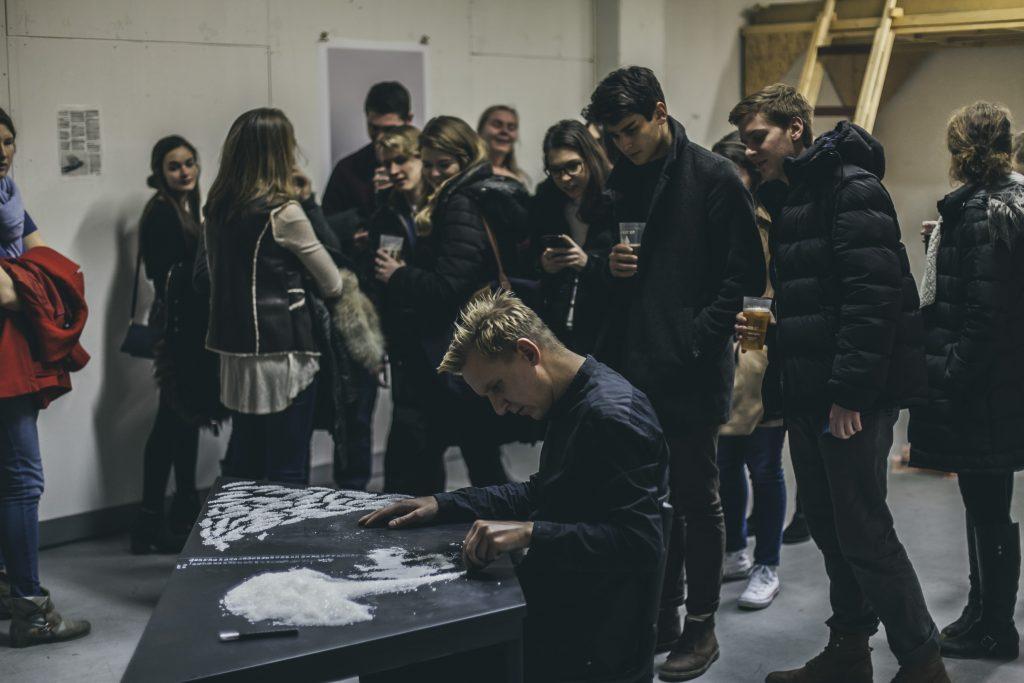 Przemysław Branas, Prague 2016, courtesy photo Dita Havrankova, Jan Kolar, MeetFactory