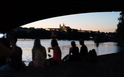 NIGHT EXPRESS WARSAW — PRAGUE: ART GALLERIES IN THE CZECH REPUBLIC