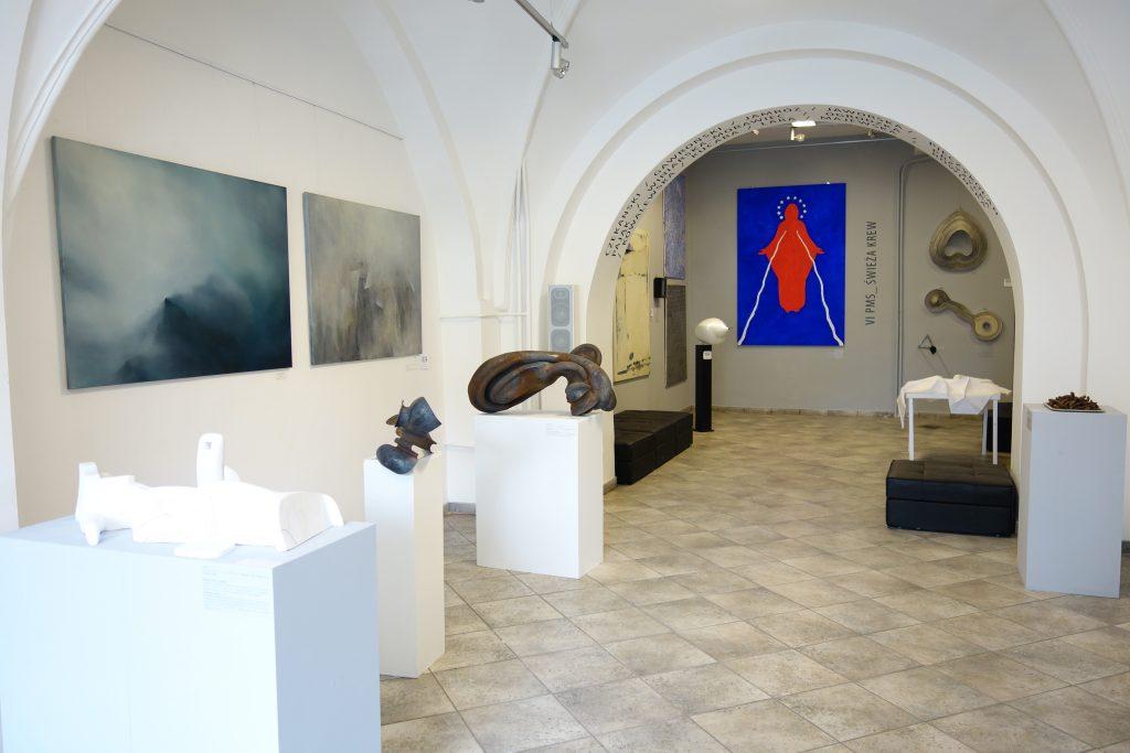 VI Fresh Blood competition, exhibition view.