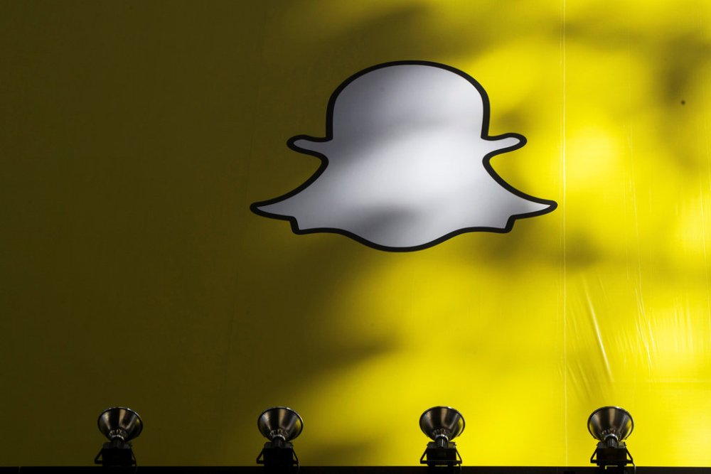 Snapchat's logo is instantly recognizable to its young fans. CreditLucas Jackson/Reuters