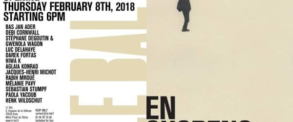 en suspense exhibition Darek Fortas
