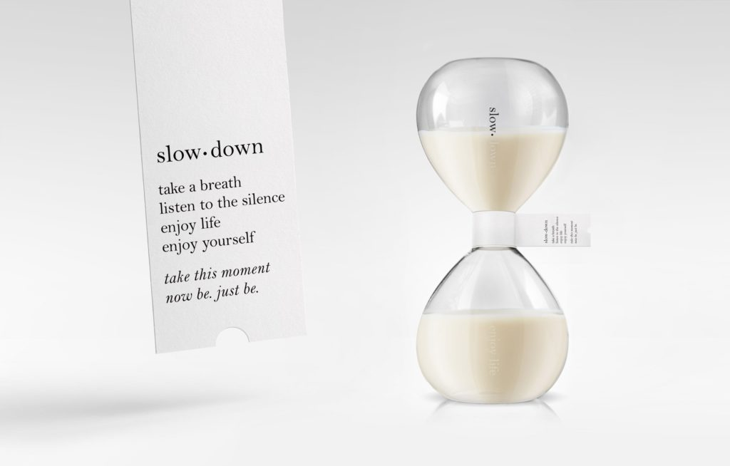 Slow Anti-energy drink by Opus B