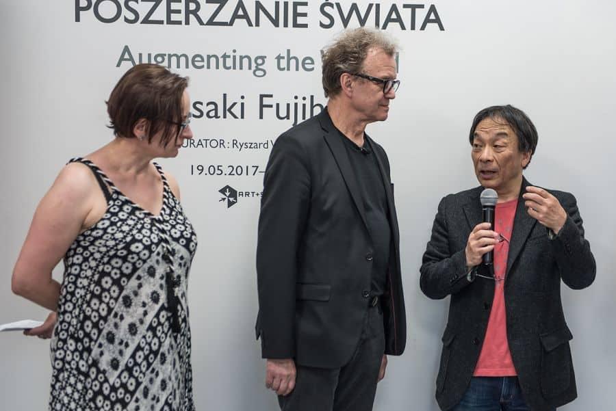 Augmenting the World, Masaki Fujihata, LAZNIA Centre