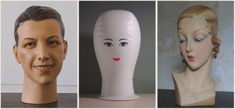 faces exhibition