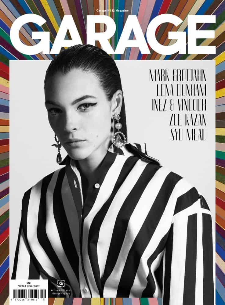 GARAGE Magazine No. 12 - Vittoria Ceretti