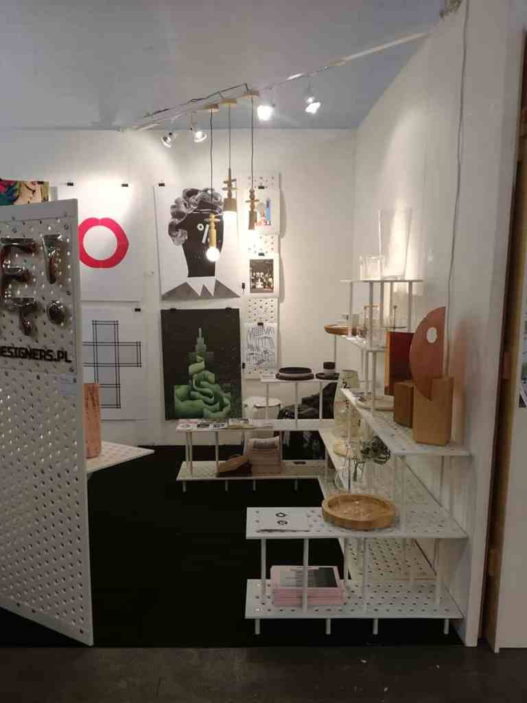 PolishDesigner.pl, images by Maria Fiter / crea-re studio, London Design Fair, September 2017.