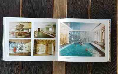 FOUR PHOTOBOOKS ON DIFFERENT TYPES OF JOURNEYS