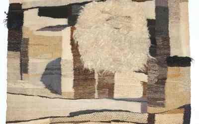 MAGDALENA ABAKANOWICZ: THE FABRIC OF ART