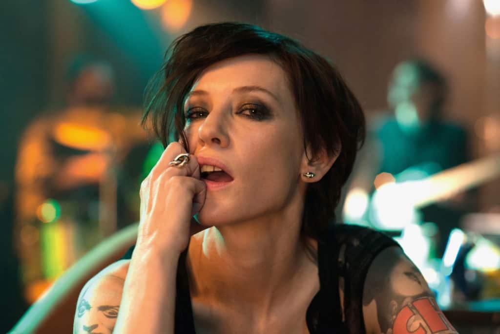 Cate Blanchett, ' Manifesto', dir. Julian Rosefeld, movie, 2015.