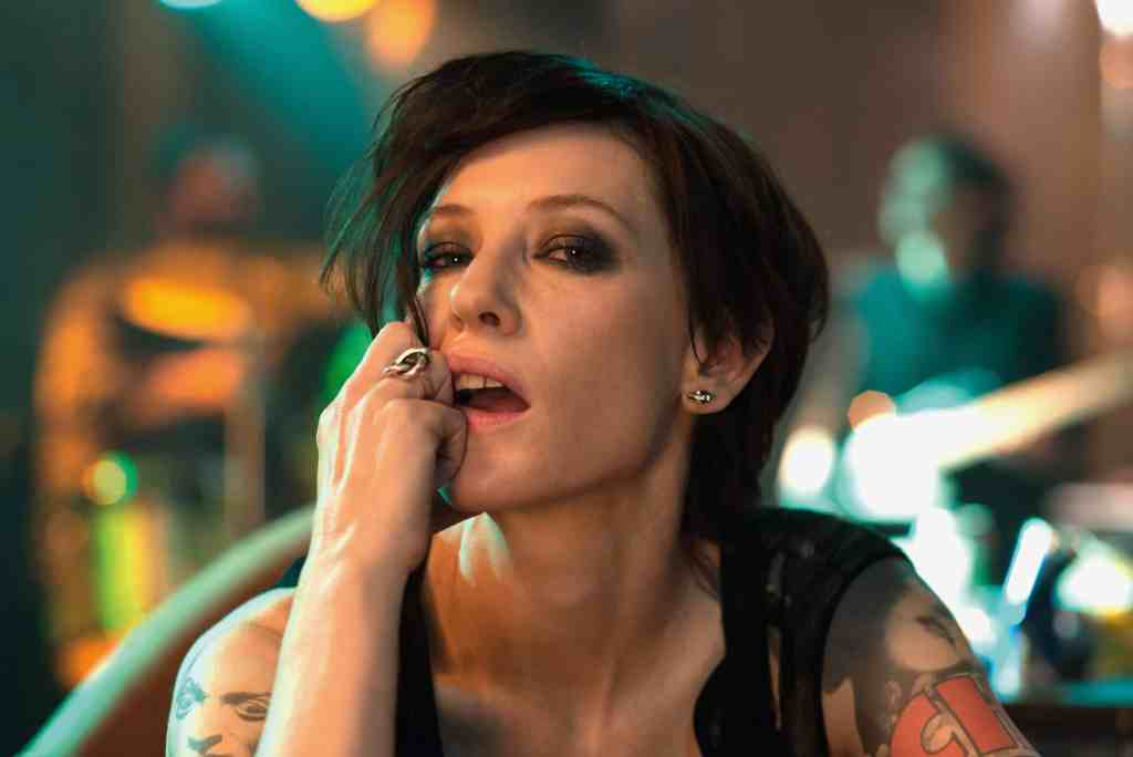 Cate Blanchett, ' Manifesto', dir. Julian Rosefeld, movie, 2015.
