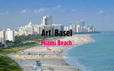 OUR SUBJECTIVE GUIDE TO ART FAIRS AND EXHIBITIONS IN MIAMI BEACH