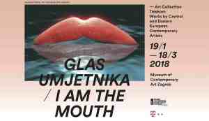 i am the mouth exhibition