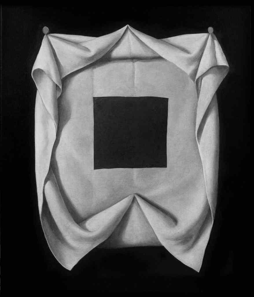 "Jakub Woynarowski, ""Veraicon (I)"", acrylic on canvas, 2016"
