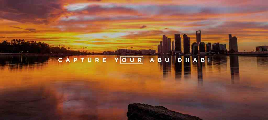 Abu Dhabi Through Your Eyes