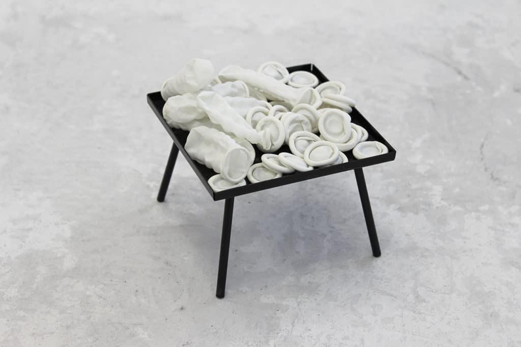 "Agnieszka Grodzinska, ""Hands of the Table"""