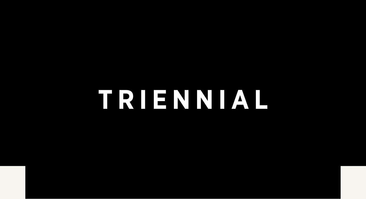triennial Australia NGV Triennial