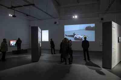 Akcja Lublin! Chapter-2, exhibition view, photo Wojciech Pacewicz