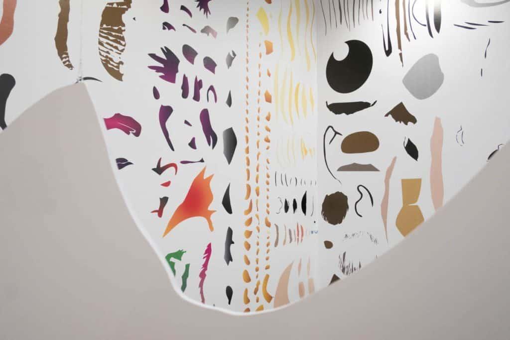 "Mateusz Kula, Mixed-media, ""Excavations"", U-Jazdowski Center for Contemporary Art (1)"