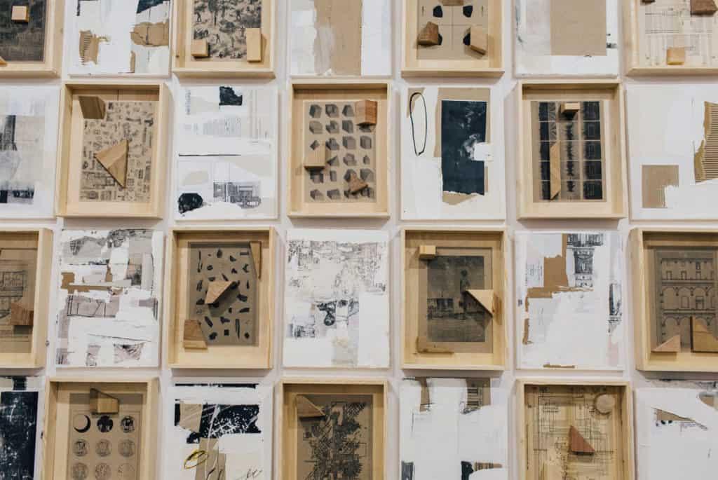 Michał Sroka, Water My White Mind, exhibition