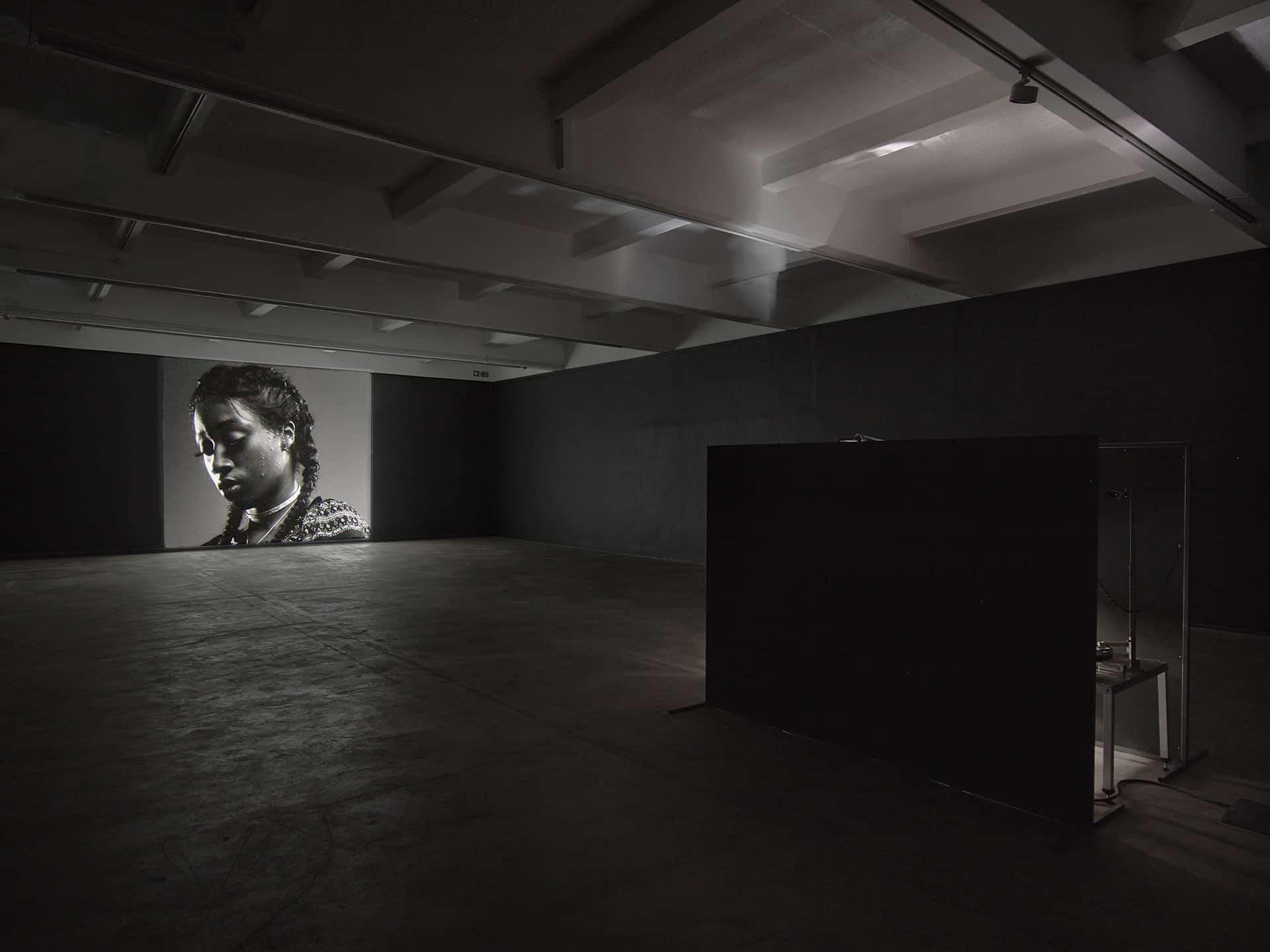Luke Willis Thompson at Chisenhale Gallery, Andy Keate
