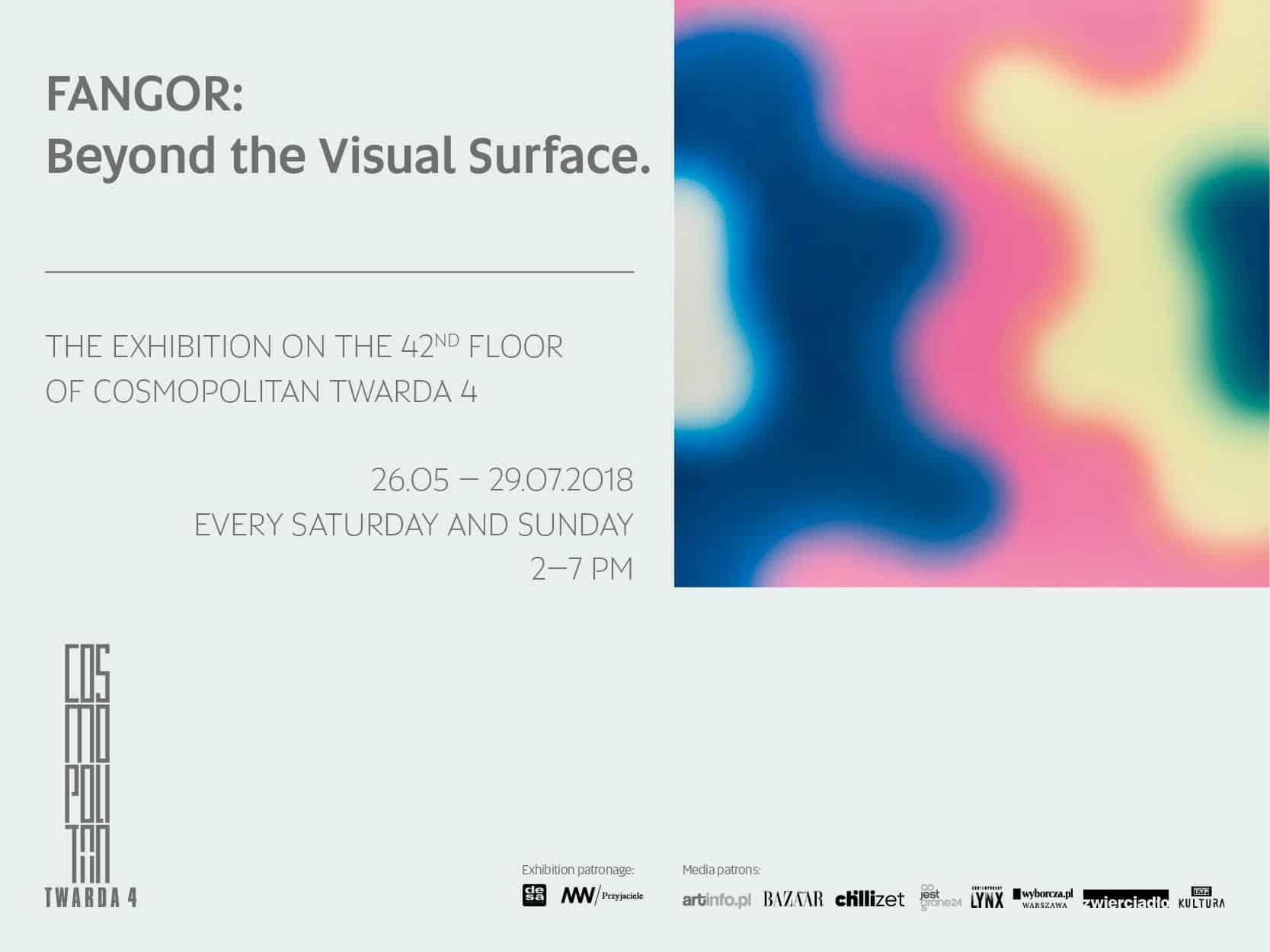 fangor exhibition