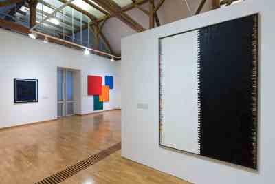 AbstrakcePL, Muzeum moderního umění Olomouc, Trojlodí, photo Zdeněk Sodoma (12)