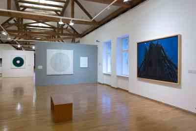 AbstrakcePL, Muzeum moderního umění Olomouc, Trojlodí, photo Zdeněk Sodoma (15)