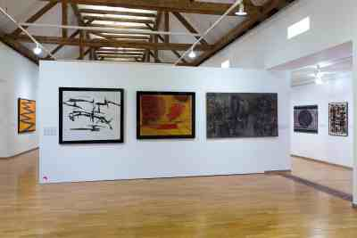 AbstrakcePL, Muzeum moderního umění Olomouc, Trojlodí, photo Zdeněk Sodoma (20)