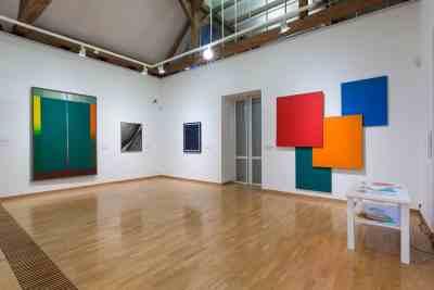 AbstrakcePL, Muzeum moderního umění Olomouc, Trojlodí, photo Zdeněk Sodoma (32)
