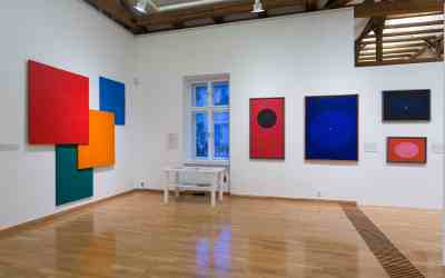 ABSTRAKCE.PL: THE ABSTRACT IN POLISH PAINTING 1945 – 2017