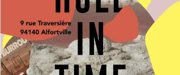 a hole in time exhibition