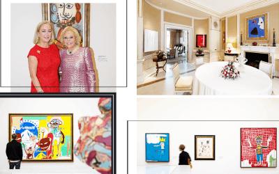 ART COLLECTORS | AGNES HUSSLEIN, HEIDI HORTEN COLLECTION
