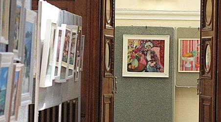 art Exhibition in Chelsea