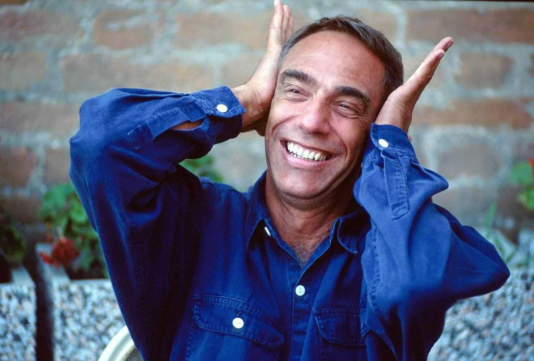Derek Jarman, Wikimedia Commons