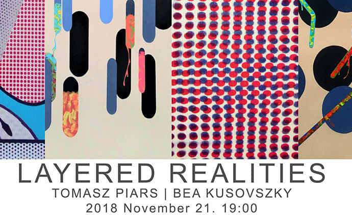 Layered Realities exhibition
