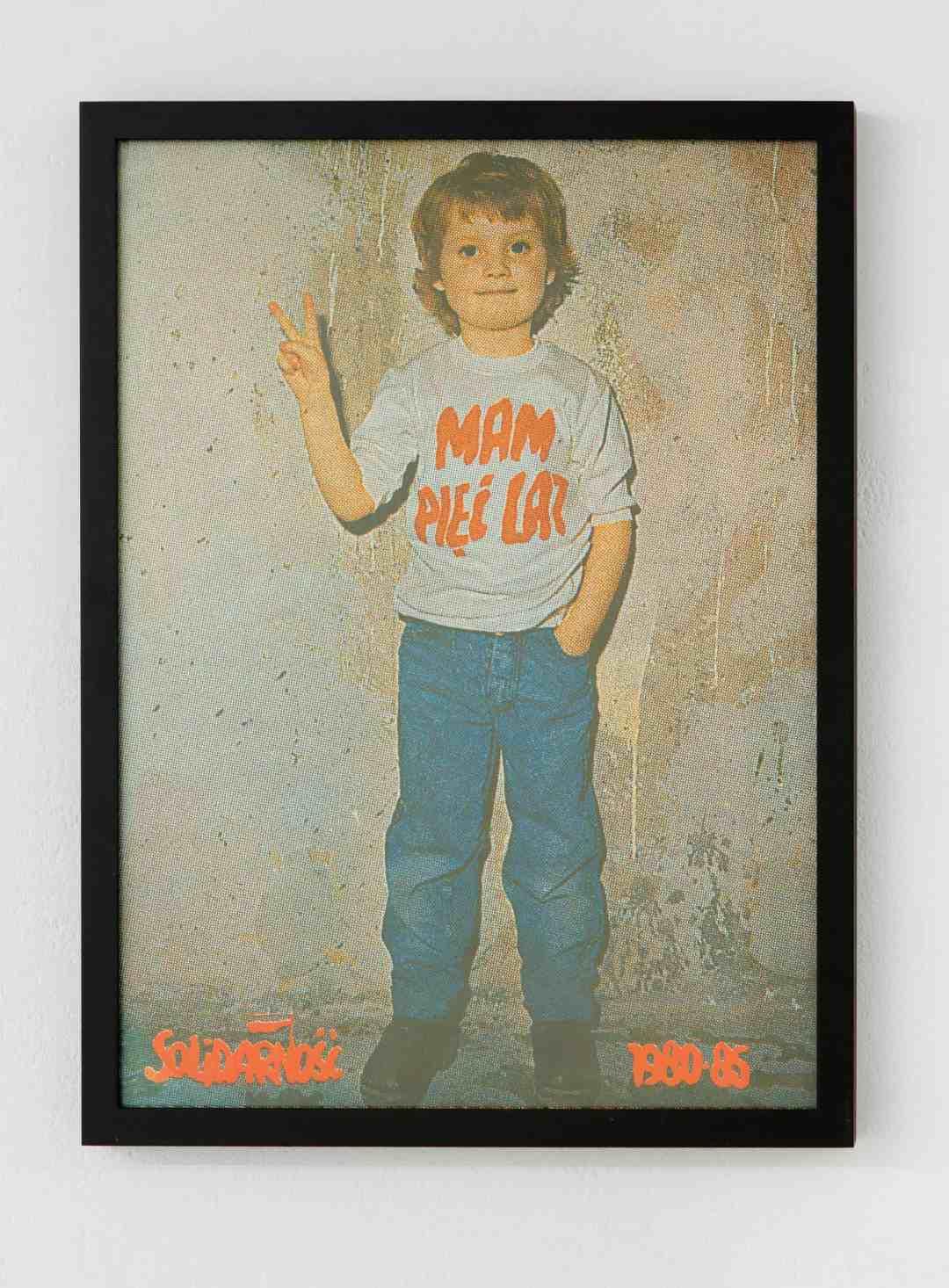 Janek Simon, Perverse Decolonization. 1985, exhibition