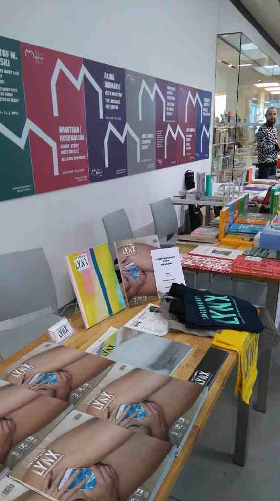 the Art Book Fair IN MOCAK
