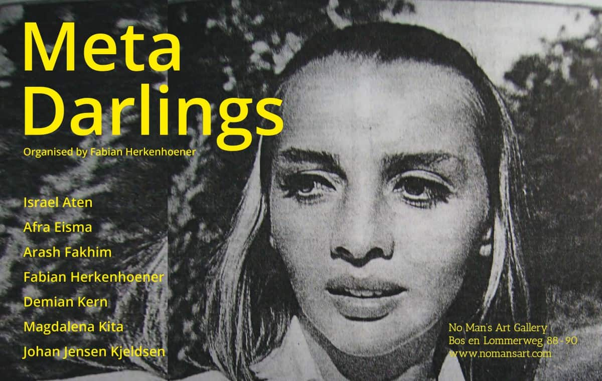 Meta-Darlings exhibition