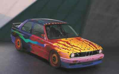 BMW'S ART CAR PROJECT