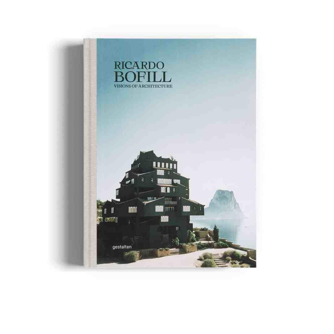 Ricardo Bofill book, front
