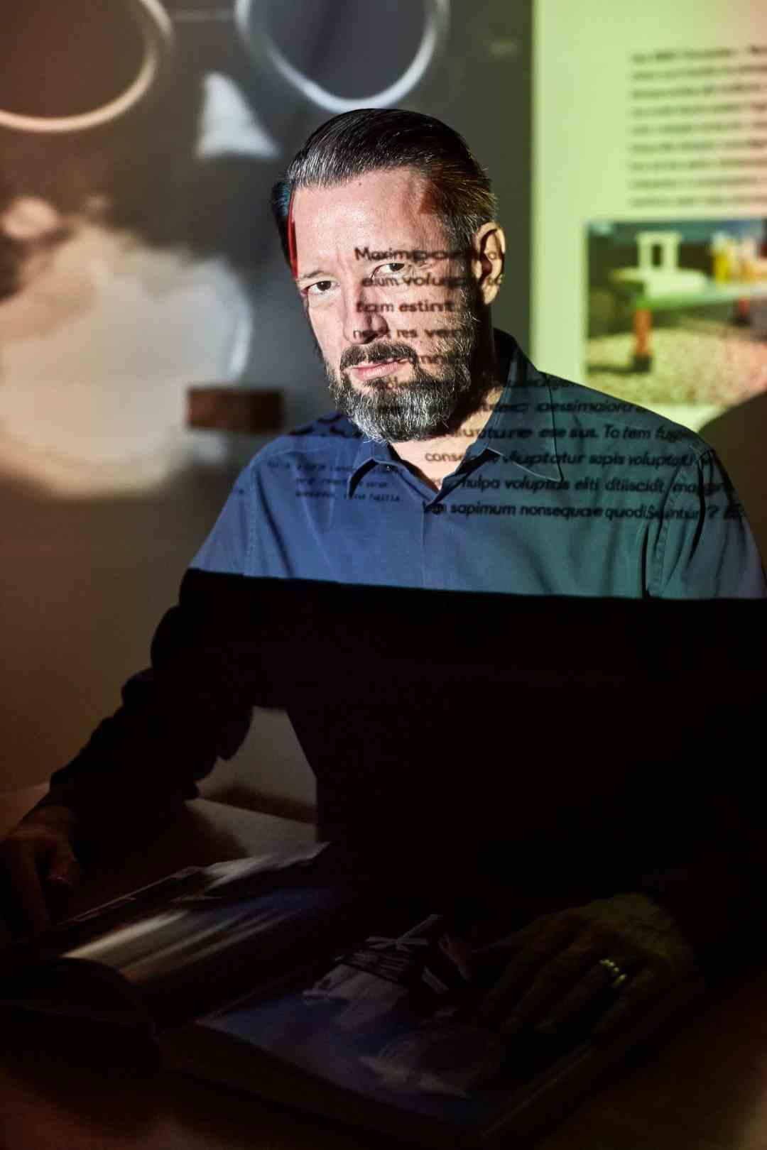 Robert Klanten, photo: Dan Smith